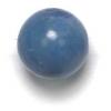 Semi-Precious 10mm Round Aventurine Blue